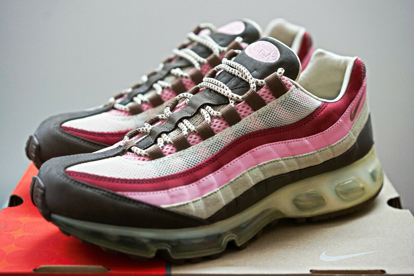 Nike Air Max 95 360 DQM One Time Only Clerks Pack 2006 Gr. 44 US 10 Powerwall 90