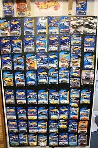 Hot-Wheels-3-5-ALL-Pick-your-Part-1985-2019-MATTEL-Adding-Daily-SHORT-CARDS