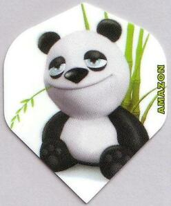 Amazon-Extra-Strong-Cartoon-Dart-Flights-034-Panda-034