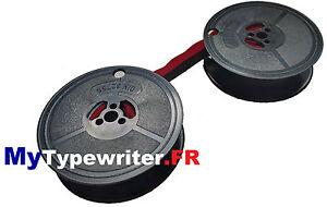 Bobine de ruban encré pour machine à écrire SILVER-REED 2600