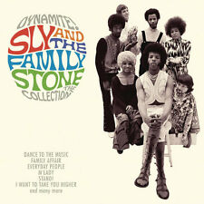 SLY AND & THE FAMILY STONE (NEW CD) DYNAMITE! THE GREATEST HITS / VERY BEST OF