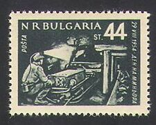 Bulgaria 1954 Coal Mining/Miners Day/Minerals/Energy/Power/Industry 1v (n35497)
