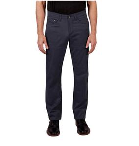 NWT-Men-039-s-Weatherproof-Vintage-The-Journey-5-Pocket-Pants-Navy-Blue-Pick-Size