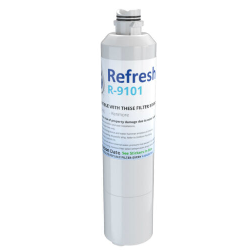 by Refresh Replacement For Samsung RF28HFEDTSR//AA Refrigerator Water Filter