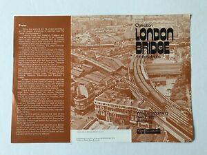 BRITISH-RAILWAYS-SOUTHERN-1976-London-Bridge-station-resignalling-reconstruction