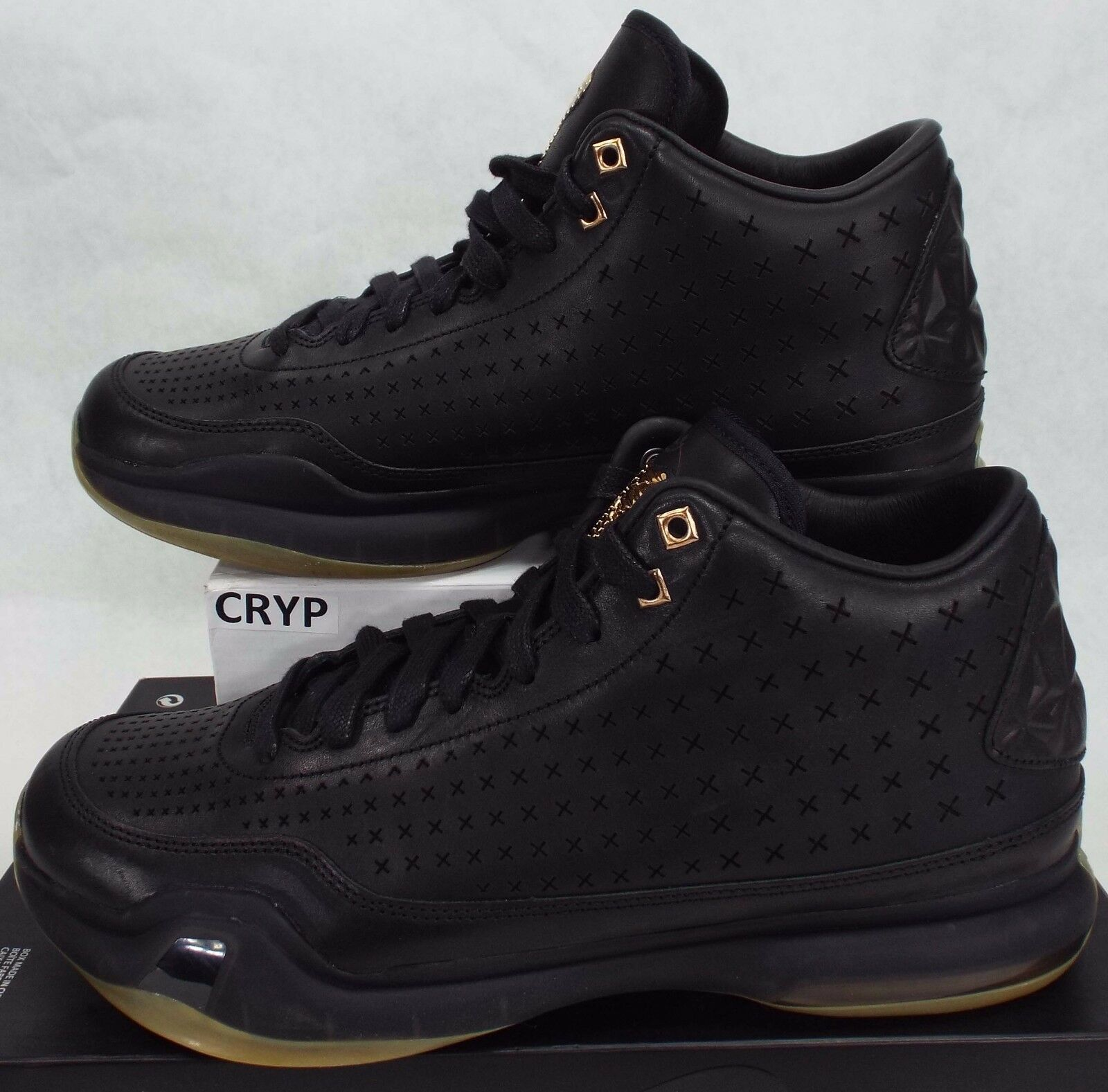 cc24680538bf New New New Mens SZ 10 NIKE Kobe X Mid EXT Leather Basketball shoes 225  802366