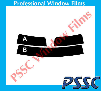 PSSC Pre Cut Front Car Window Films for Peugeot 206 5 Door Hatchback 1999 to 2010 70/% Very Light Tint