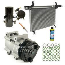 New AC A/C Compressor Kit Fits: 1996 1997 Ford F250  F350 V8 L6 See Chart