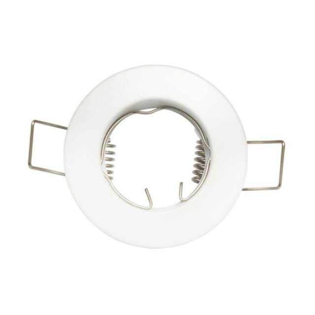 LED Line® MR11 Recessed Ceiling Downlight White Frame Fitting Fixture Light Lamp