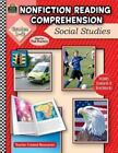 Nonfiction Reading Comprehension - Social Studies, Grades 1-2 by Ruth Foster (2006, Paperback, New Edition)