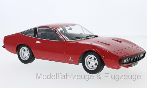 KKDC180281Ferrari,365 GTC/4, rot,1971    1:18 KK-Scale