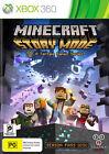 Minecraft Story Mode Season Disc Xbox 360