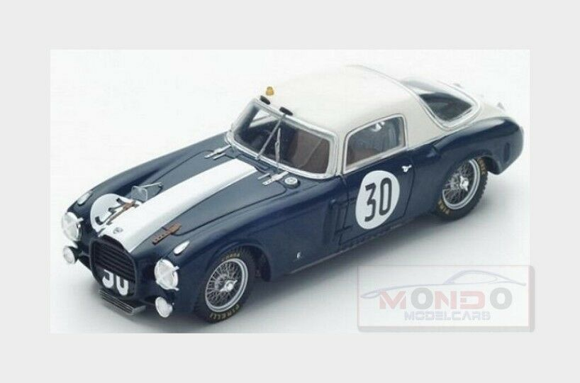 Lancia D20 C  30 24H Le Mans 1953 P.Taruffi U.Maglioli SPARK 1 43 S4721