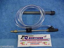 PRESSURE WASHER JETWASH SANDBLASTER NILFISK E130 E140 P150 BLASTING