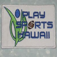 Play Sports Hawaii Patch