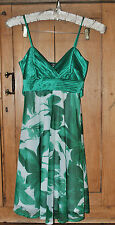 LADIES JANE NORMAN GREEN PARTY DRESS NEW WITH TAGS RRP £45 SIZE UK8