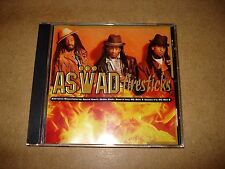 Aswad - Firesticks / CD / 1993 / Mango Records / Reggae / Roots / Dancehall