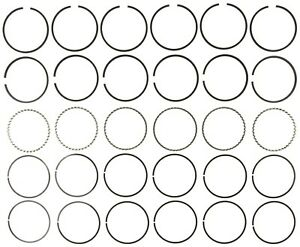 engine piston ring set mahle 50565cp 020 ebay 1971 Ford Torino image is loading engine piston ring set mahle 50565cp 020