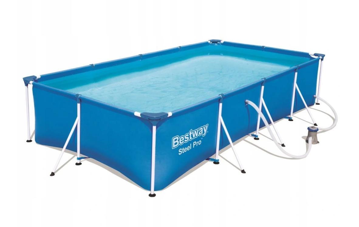 Image of: J In Ground Fiberglass Polyester Garden Swimming Pool Ontario 8 25m For Sale Ebay