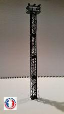 PYL07-HO-Kit pylone / mât eclairage 4 niveaux avec 6 projecteurs blanc chaud