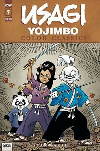 Usagi-Yojimbo-Color-Classics-7-of-7-Comic-Book-2020-IDW