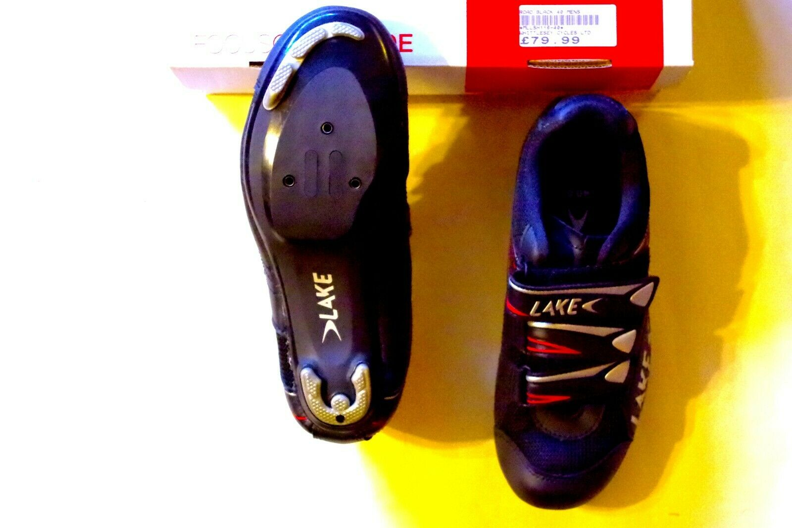 Lake CX160 men's cycling shoes Size EU 40 / UK 6.5