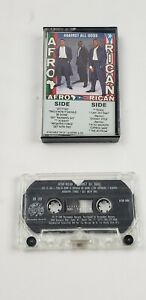 Afro-Rican Against All Odds Music Cassette Rare Rap Hip-Hop PRE-OWNED & TESTED