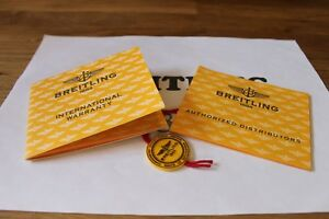 100-Genuine-Authentic-New-Breitling-Blank-International-Warranty-Book