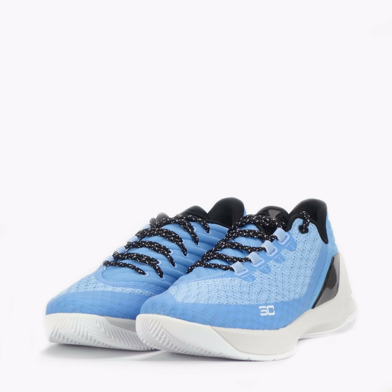 Under Armour Armour Armour Curry 3 Low  Queensway  Mens Basketball schuhe in Blau-Glacier 8f988d