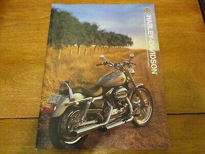 2004 Harley Davidson Motorcycle Parts And Accessories Catalog Ebay