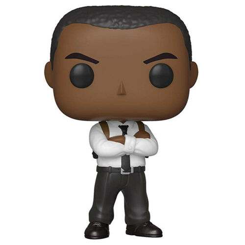 Captain Marvel Nick Fury Funko Pop Vinyl Figure Official Marvel Collectables