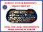 Spare Bulb Fuse Kit-Headlamp,Indicator,Tail Light,Travel Chrysler Grand Voyager
