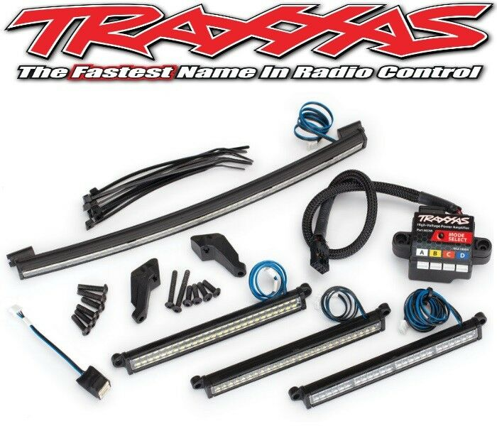 Traxxas 8485 Pro-Scale High Intensity LED Light Kit Unlimited Desert Racer UDR