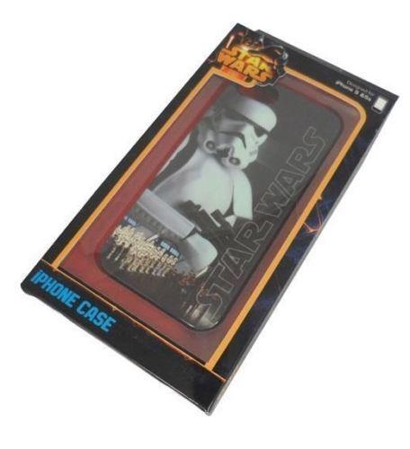 Deckel BRANDNEU Star Wars Offiziell Stormtrooper Silikon iPhone 5//5s Case