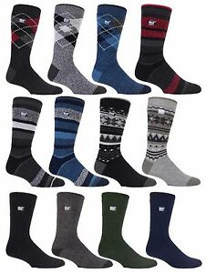 5c52054a8b141 Heat Holders Lite - Mens Thin Winter Warm Thermal Socks in 4 colours ...