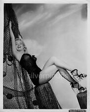 Orig 1951 MARILYN MONROE in Swimsuit.. RARE PIN-UP Portrait by PHIL BURCHMAN