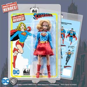Toys & Hobbies Responsible Justice League Dc Comics Super Girls Supergirl Figure Doll Pvc Action Figure Collection Model Toy Superman