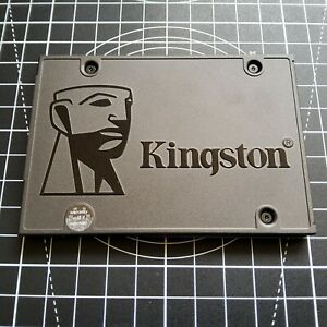 KINGSTON SA400S37/480G 480GB 2.5 7mm SSD Solid State Drive internal laptop UK