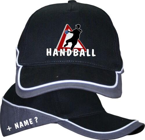 Handballcap Handball Kappe Basecap Mütze Fanartikel Bekleidung Geschenk Shirt 1