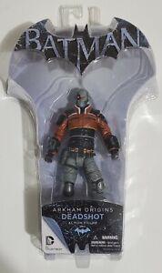 DC Collectibles Deadshot Batman Arkham Origins Series 2 action figure