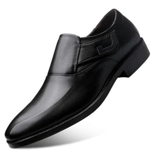 Herren Neue wilde Rutschfest Business Schuhe Freizeitschuhe Hochzeitsschuhe