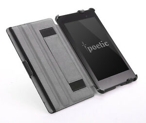 Poetic-Google-Nexus-7-Inch-Stand-Cover-Case-for-2nd-Gen-2013-StrapBack-Black