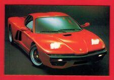 Car Postcard ~ Ferrari Testarossa Zagato ES1: 1994 - Niccolini of Italy: 500