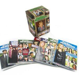 Parques-y-recreacion-The-Complete-Series-1-7-Dvd-Box-Set-Nuevo-Y-Sellado-De-Regalo