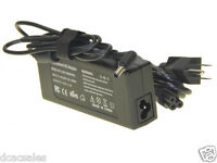 Ac Adapter Cord Charger For Sony Vaio Pcg-5g3l Vgn-cr115e Vgn-cr116e Vgn-cr120e