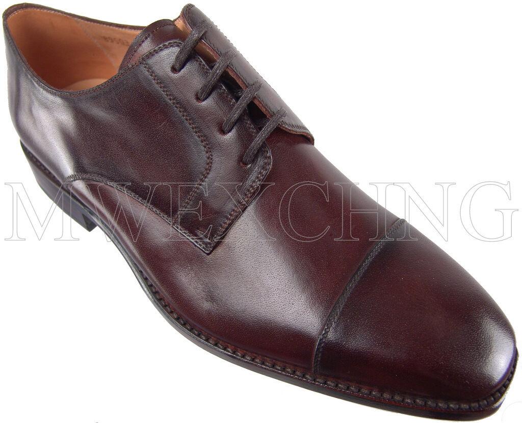 vanno a ruba ZENOBI Uomo CAP TOE TOE TOE OXFORDS EU 45 ITALIAN DESIGNER Uomo scarpe  online economico