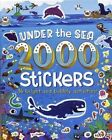 2000 Stickers Under the Sea: 36 Bright and Bubbly Activities! by Parragon Books Ltd (Paperback / softback, 2016)