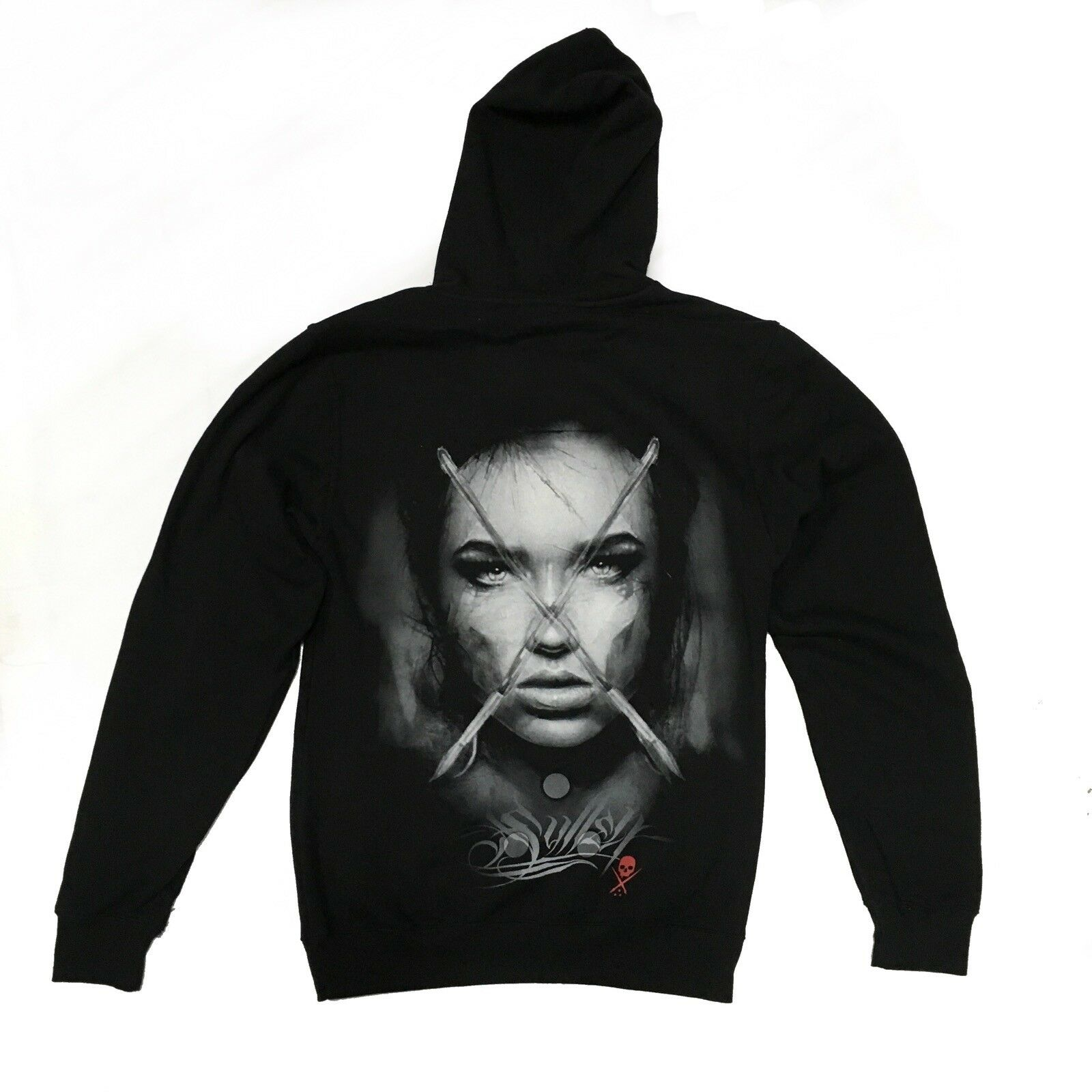 SULLEN CLOTHING CONNOLLY CONNOLLY CONNOLLY HOODIE (S) 3454f0