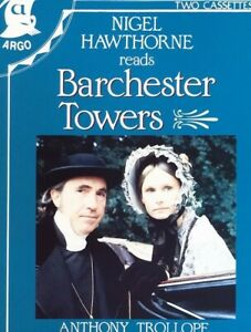 Anthony-Trollope-Barchester-Towers-Audiobook-Cassette-Read-By-Nigel-Hawthorne