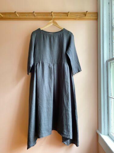 Nest Robe Japan maxi smock oversized boxy dress li